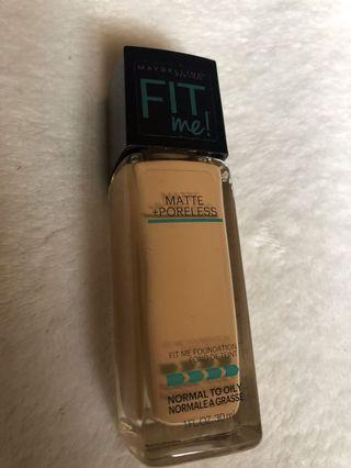 Maybelline FitMe Foundation 220