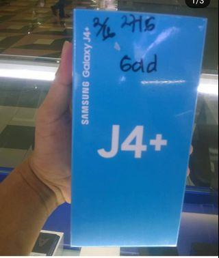 kredit Samsung J4+ tanpa cc