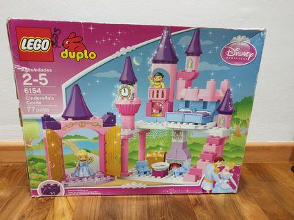 Lego Duplo Cinderella's Castle #EndgameYourExcess