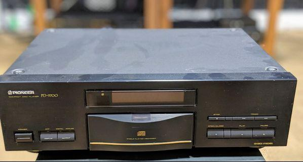 Pioneer PD9700 CD Player