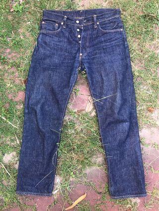 Evisu Selvedge Jeans
