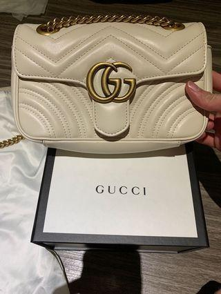 799bad737bef Gucci Marmont Bag, Luxury, Bags & Wallets, Sling Bags on Carousell