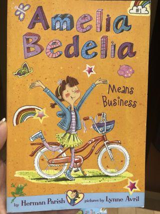 Amelia Bedelia means business #1