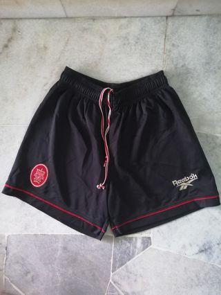 Vintage Reebok liverpool f.c Shorts