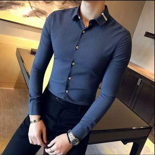 Long Sleeve Shirt slim fit