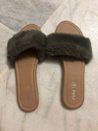 Cotton on sandals RUBI