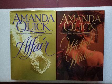 Amanda Quick's Novel