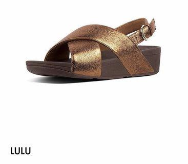 New Original Lulu Fitflop with box