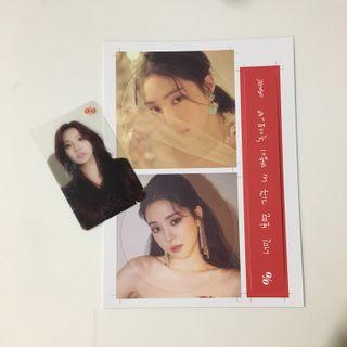 WTS/WTT apink percent photocards