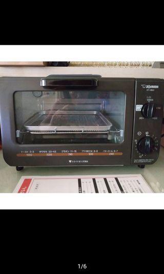 全新現貨 日本象印ET-VB22電烤箱 5段火力