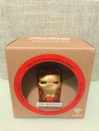 Iron Man 遙控自拍器