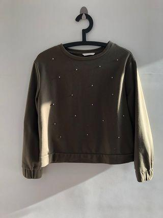 Long sleeves Sweatshirt (Preloved)