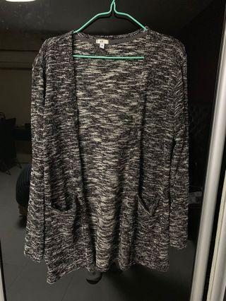 Knitted Cardigan H&M