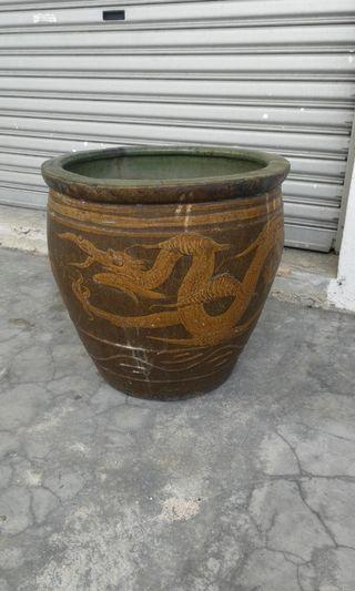 Porcelain pot from China