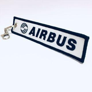✈️ Airbus Remove Before Flight key ring 空中巴士鑰匙扣/行李扣