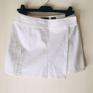 Bundle Sale! Express Stretch White and Khaki Tennis Skirts