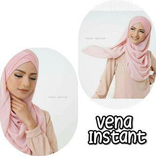 Vena Instant Shawl Hijab Tudung Muslimah
