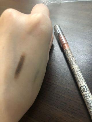 Muji Eyebrow Pencil in Brown