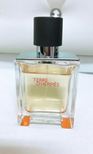 🚚 Hermes 男性香水(50ml)