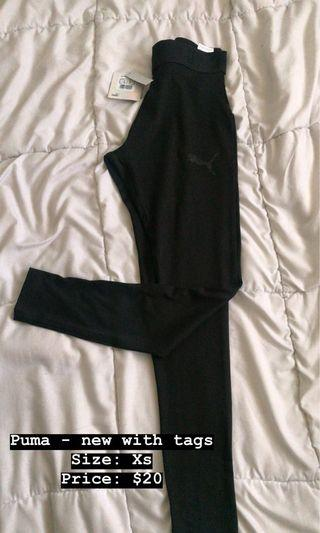 Puma leggings brand new