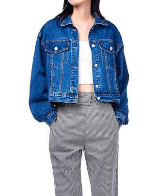 TEM gingham Hirani belted pants