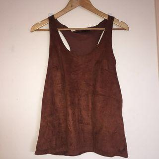 First and I Fisamu tank top