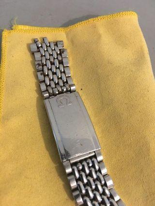 早期亞米加手錶鋼帶(自己出價)