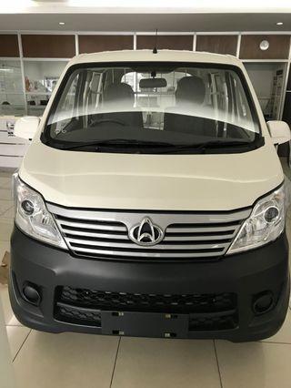 Panel Van new model 2019 1.2cc Chana nv200