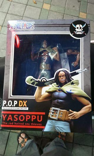 售 pop DX 海賊王公仔