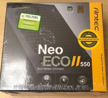 Antec Neo Eco II 550 全新火牛