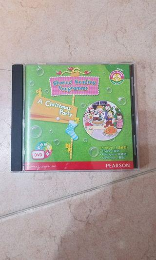 Pearson Shared Reading Programme DVD