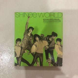 shinee albums!!