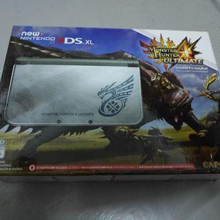 """""""New"""" 3DS XL Monster Hunter Edition (Used)"""