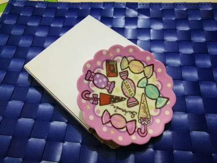日本 swimmer 裝飾物小碟