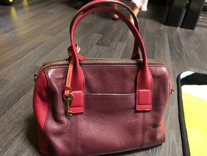 Fossil Jori Small Satchel
