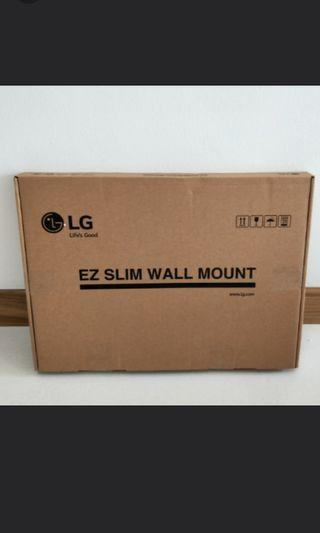 Brand new in box LG TV wall bracket