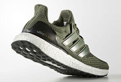 Ultraboost Limited Edition Olive