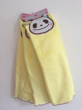 (3 for price of 2) Face towel