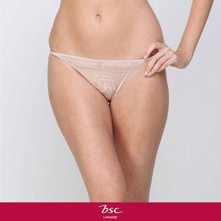 BSC Sexy Lace Bikini Panty BU6J87 - Beige