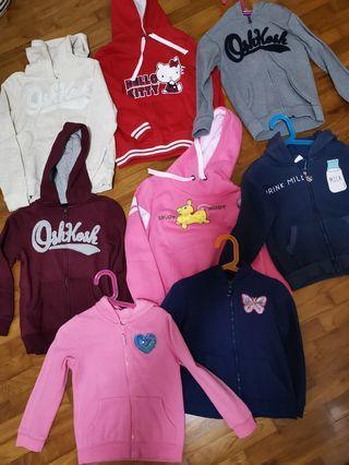 Sale - various branded girls jackets!