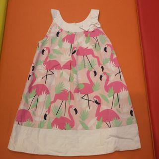 Preloved dress gymboree size 2 tahun
