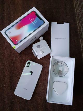 iPhone X 64gb Mulus Inter