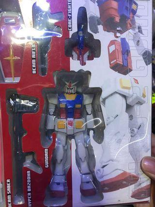 Banpresto s.c.m. SCM Ex RX-78-2 Gundam
