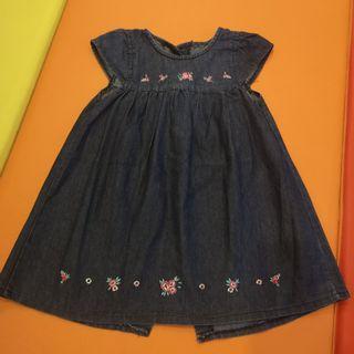 Preloved dress size 12 m