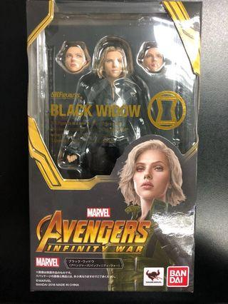 Shf black widow (infinity war)