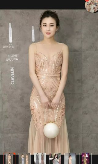 f179649a6ee2 formal gown for wedding | Health & Beauty | Carousell Philippines