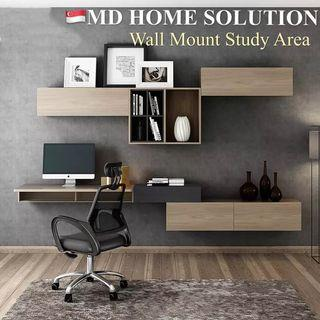 🚚 MD Home - Storage Efficiency Design Wall Mount Table