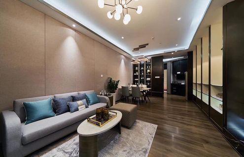 市地標性建築,32-166平方米精奢天寓*6.3米俯市層高