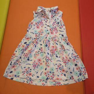 Preloved Carter's dress size 2t