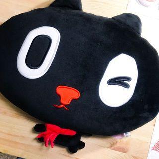 🚚 黑貓貓大娃娃🐱❤️ / 全新(含吊牌)